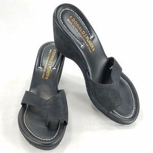 Donald J Pliner Valya Womens Peep Toe Sandal Shoes